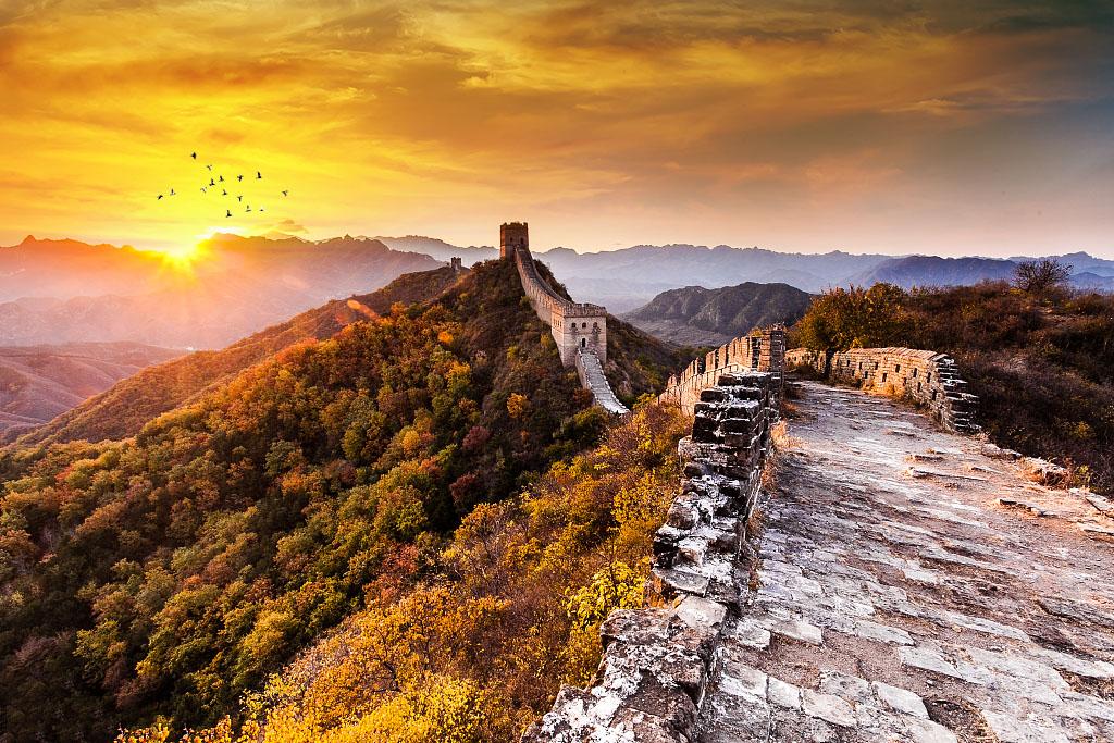 【寒假北京】广州双飞往返北京5日游,滑雪场 和平菓局 前门大栅栏 故宫 八达岭