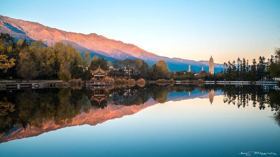广州往返 玉龙雪山、吉普车游洱海、双廊古镇、大理古城、泸沽湖六天五晚跟团游
