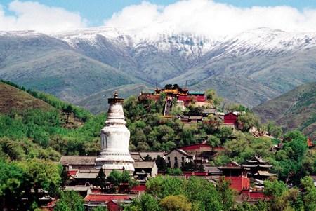 广州往返太原双飞6天5晚跟团游,五台山、平遥古城、王家大院、黄河壶口瀑布
