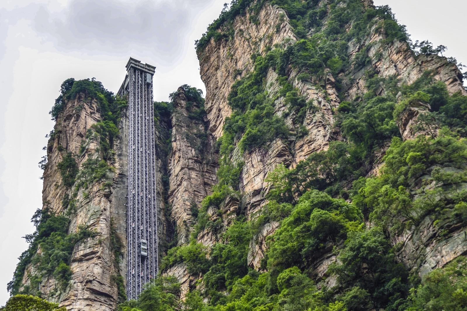 长沙出发:(C2线特惠版):大峡谷玻璃桥+袁家界+天子山+天门山 3日游