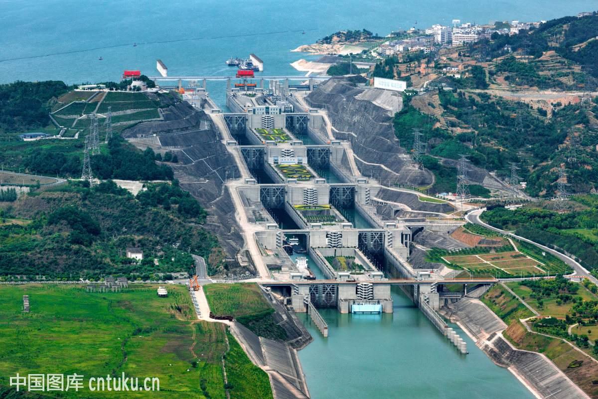 【全景三峡】乘三峡过闸游轮、三峡大坝、三峡人家、三峡大瀑布纯玩高铁四日游