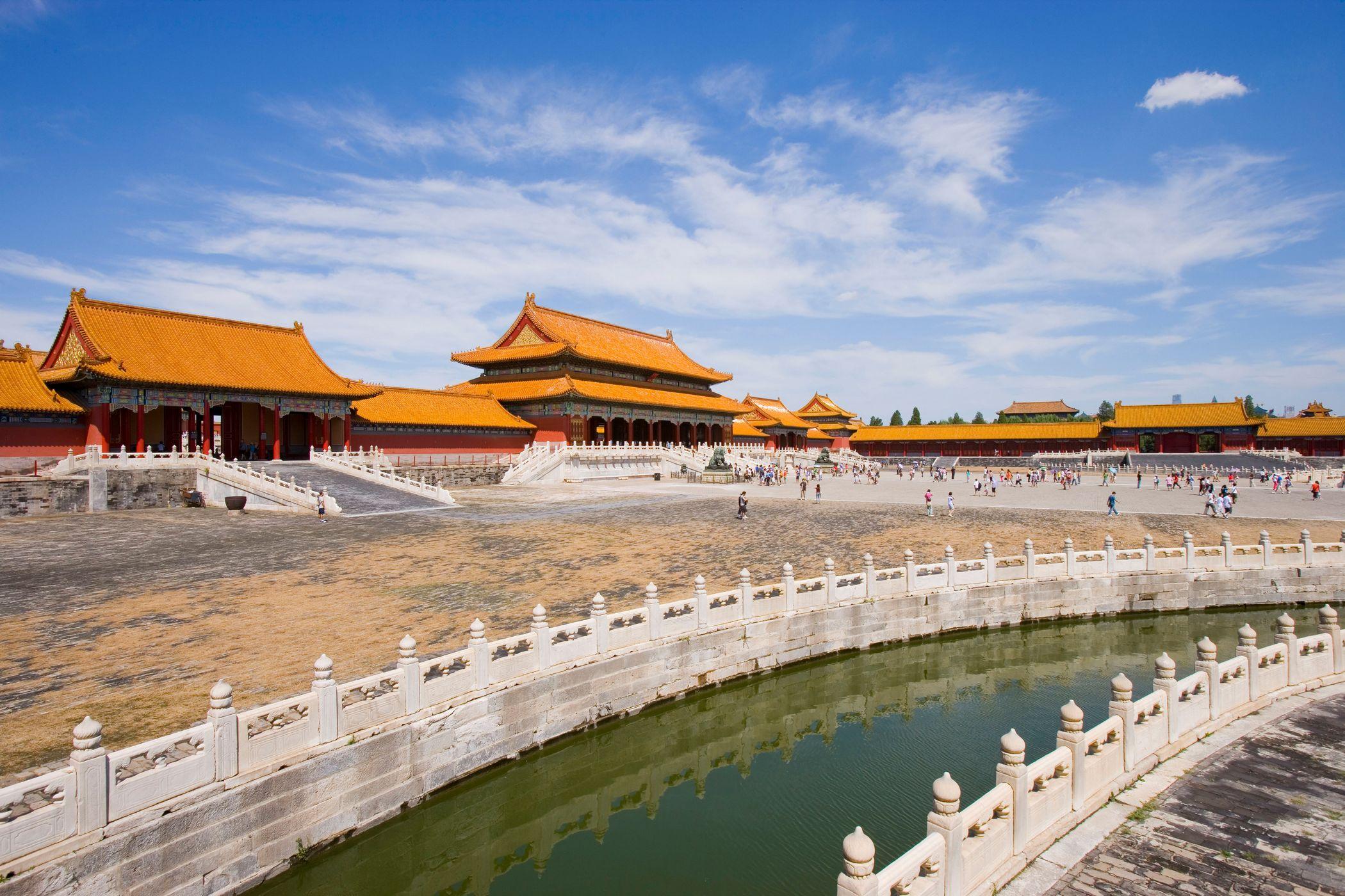 【豪叹四合院】广州往返北京故宫、长城、颐和园、天坛、奥林匹克公园双飞5天