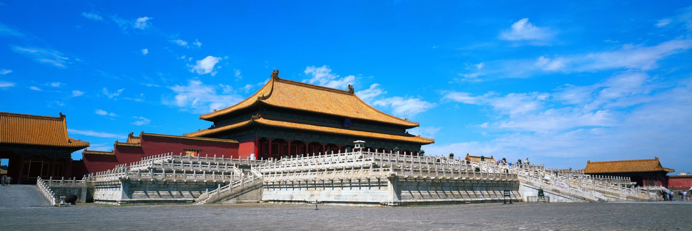 【遇见北京】故宫、景山、外观清华/北大、长城、颐和园、天坛奥林匹克双飞五天纯玩游
