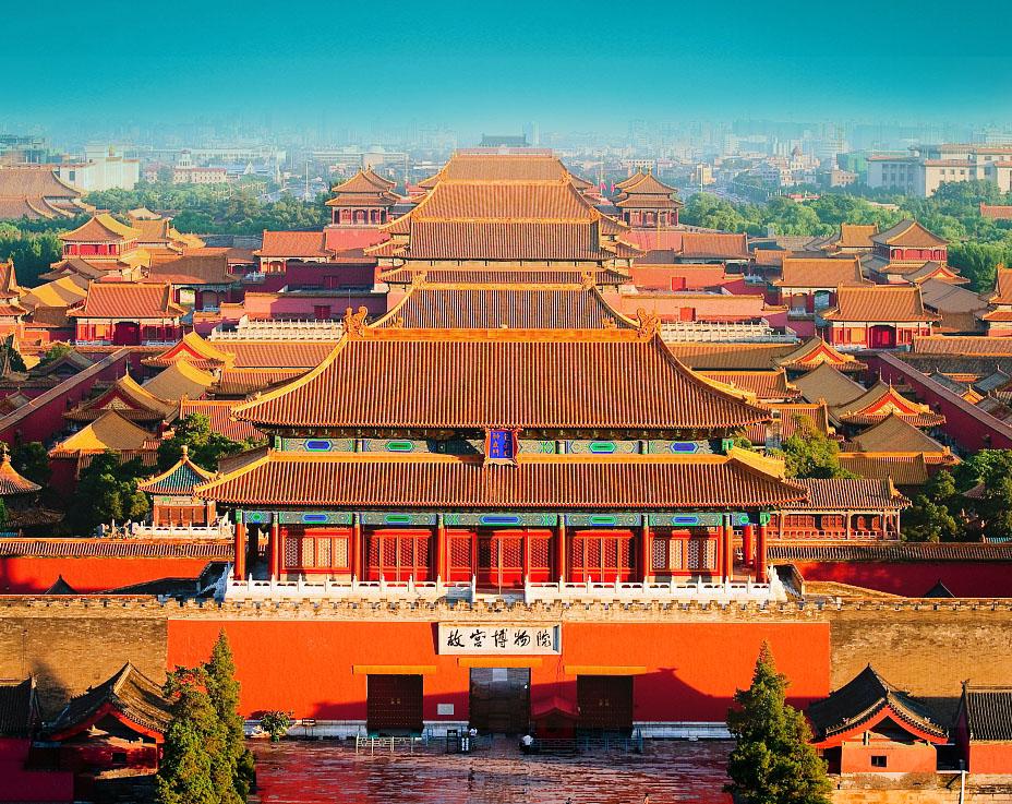 【我爱希尔顿】广州往返北京故宫、长城、天安门、天坛、颐和园纯玩双飞5天